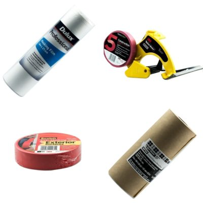 Masking films & tapes